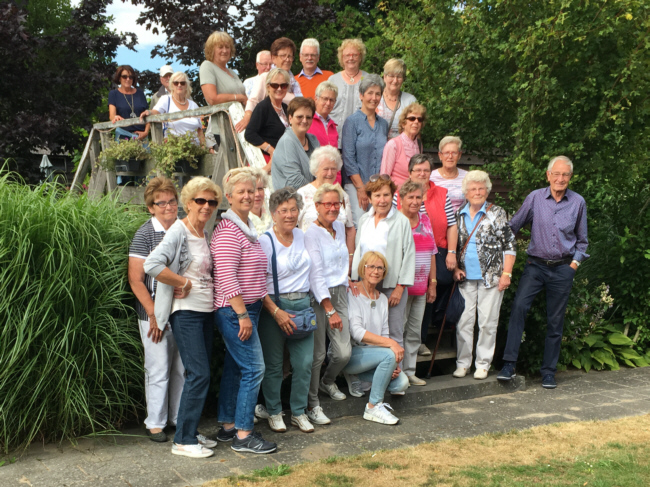 Die FU-SHS im holländischen Giethorn